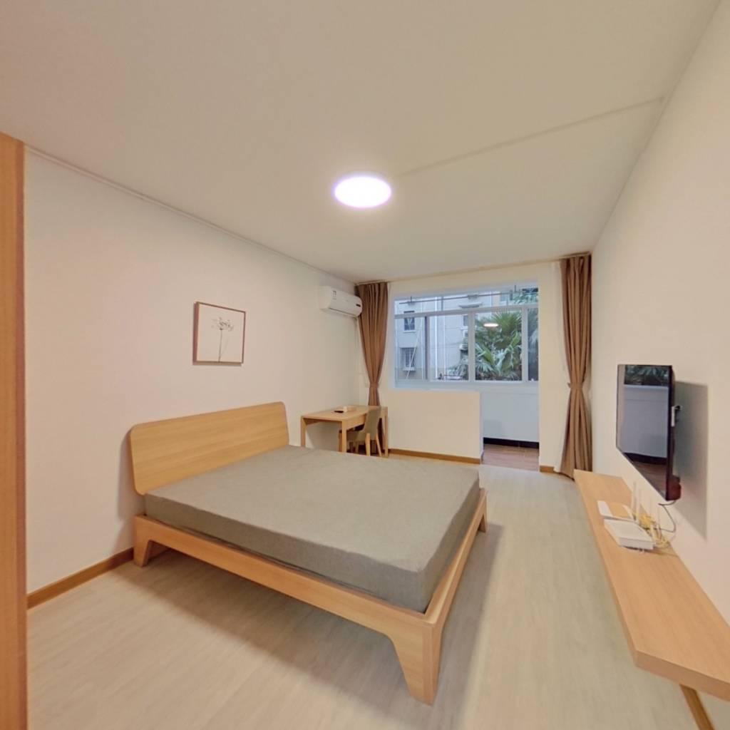 整租·中山北一路140弄 1室1厅 南卧室图