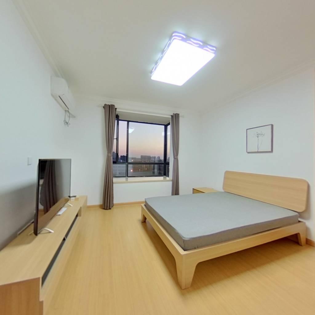 整租·阳光水岸苑 2室1厅 南卧室图