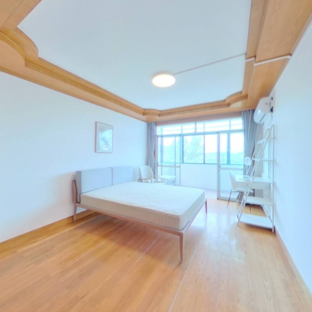 合租·东陆新村三街坊 3室1厅 北卧室图