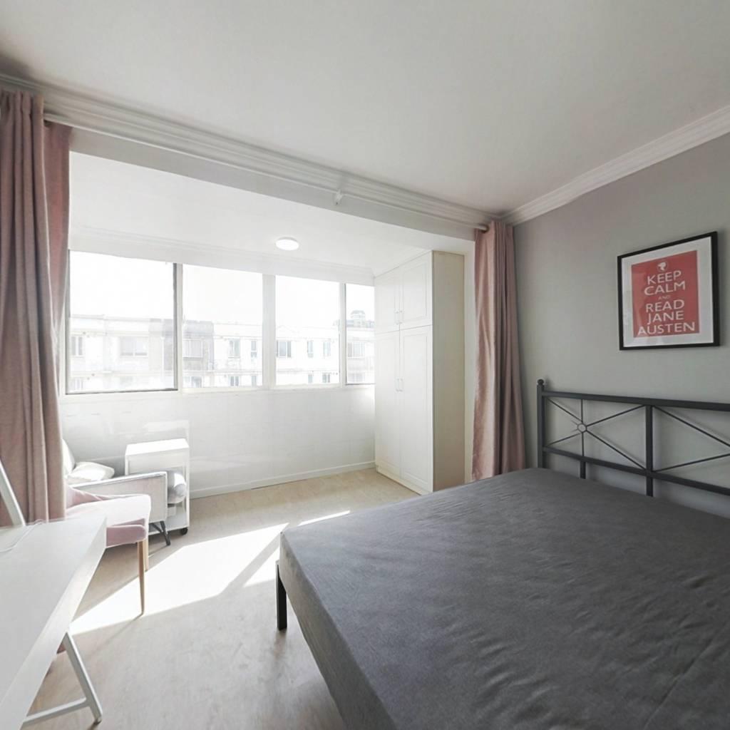 合租·恒大华城梅山苑 2室1厅 南卧室图