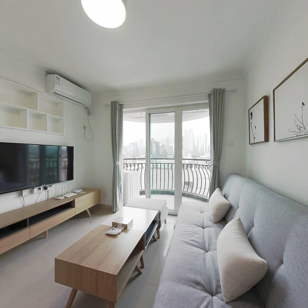 整租·侨城豪苑二期 1室1厅 西卧室图