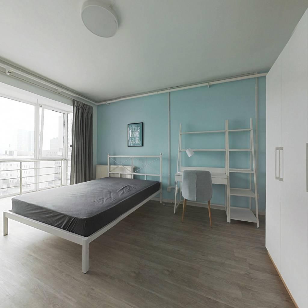 合租·新起点嘉园 3室1厅 东卧室图