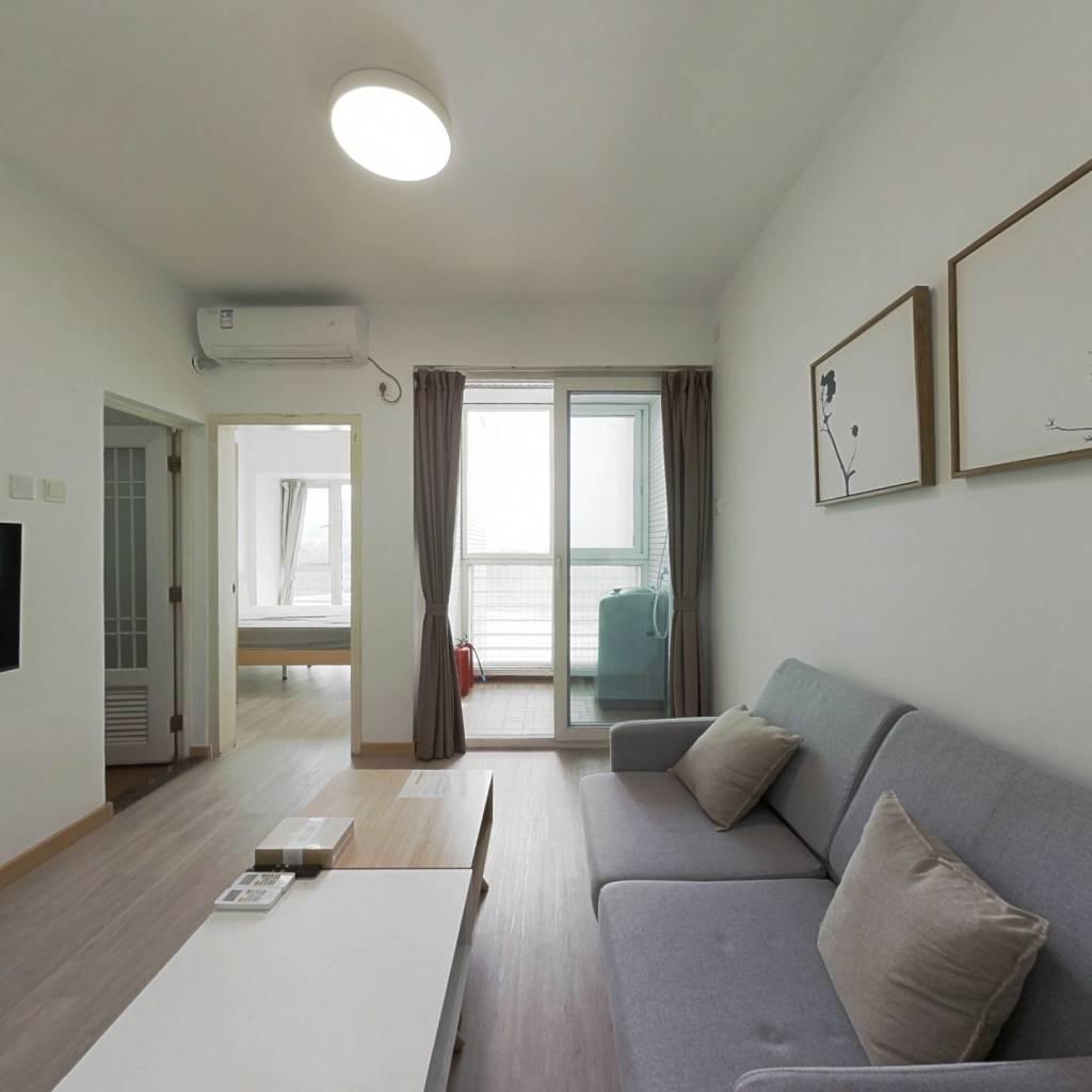合租·前海花园 3室1厅 北卧室图