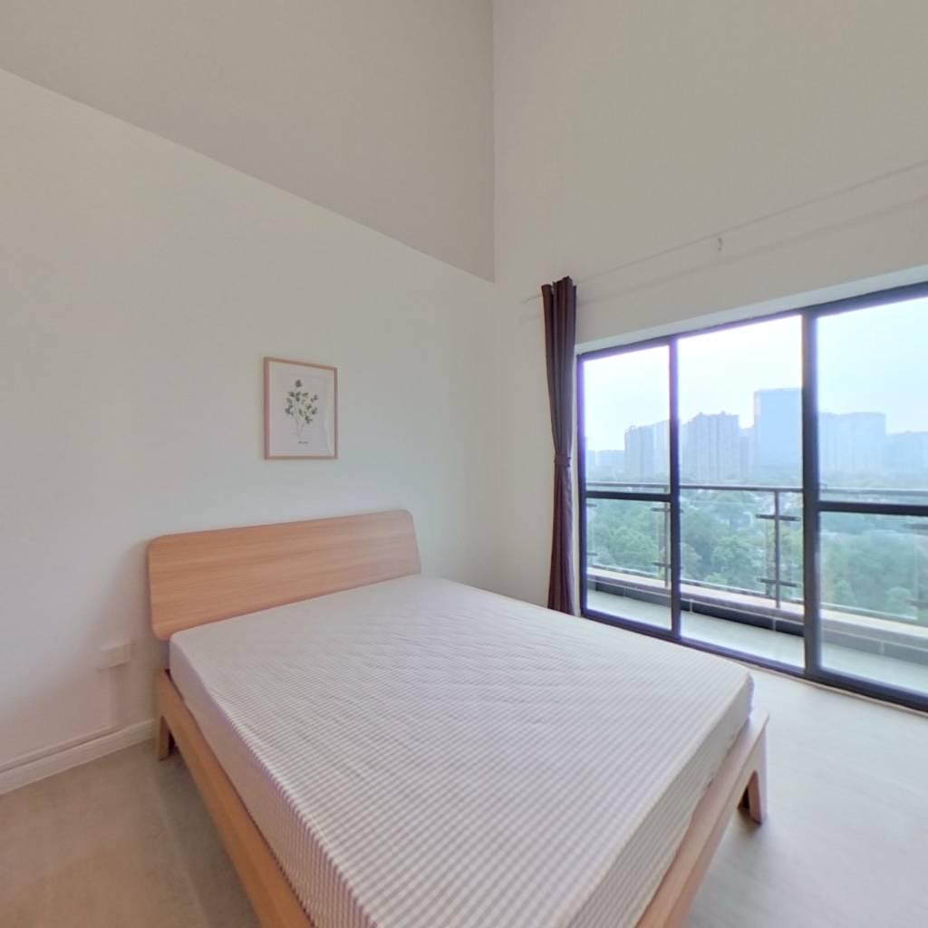 合租·戛纳湾滨江 4室1厅 南卧室图