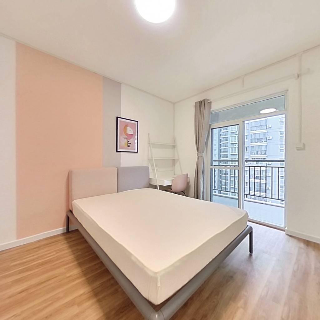 合租·燕归园 4室1厅 南卧室图