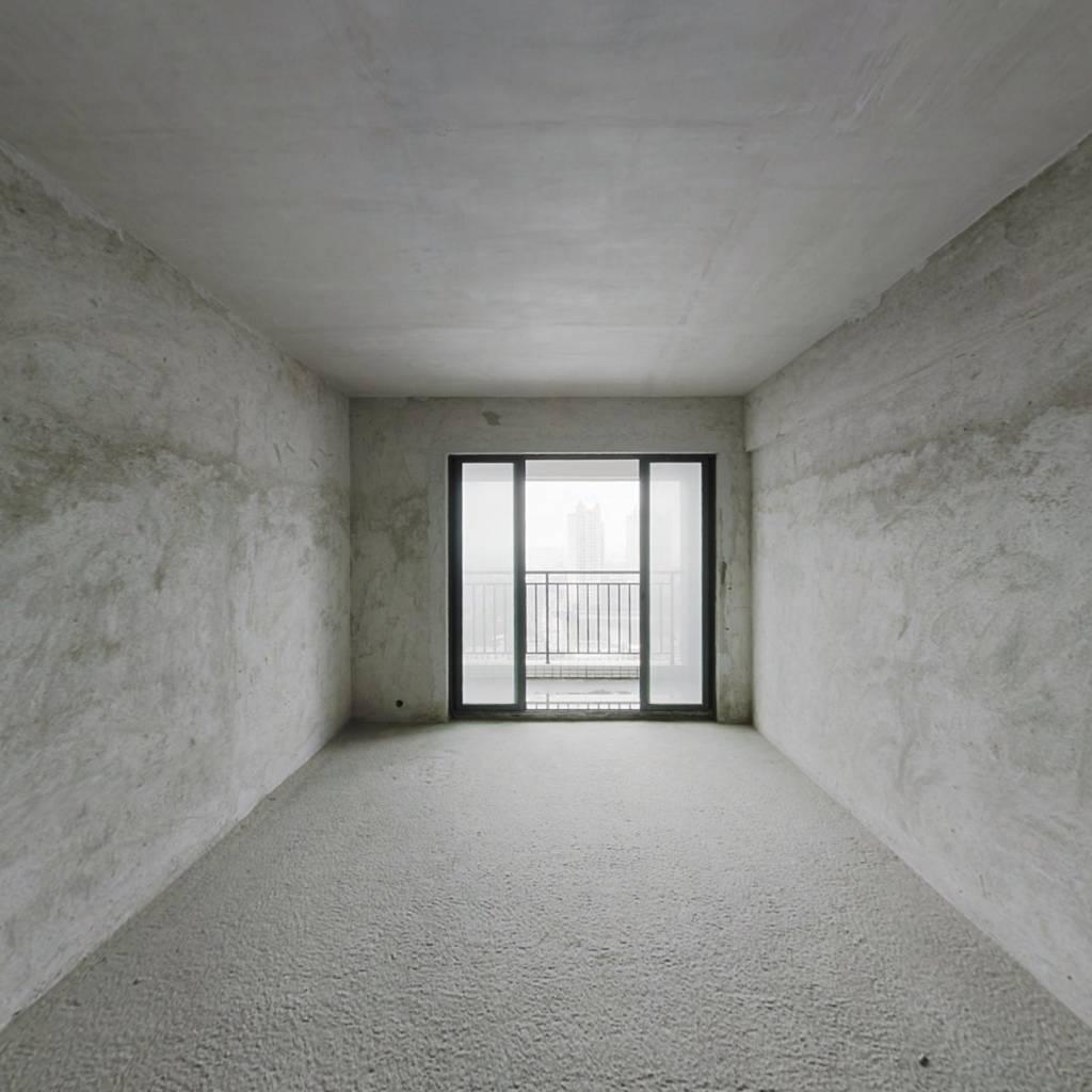 汇君豪庭 毛坯二房 中间楼层 视野巨好