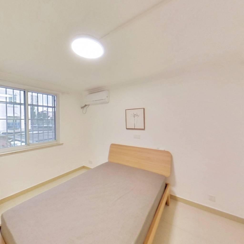 整租·高华小区 2室1厅 南卧室图