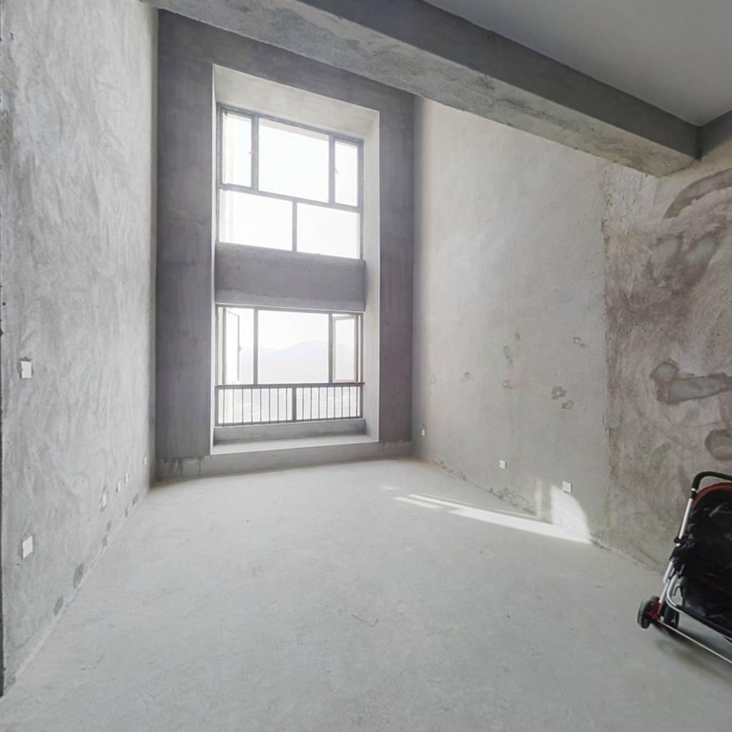 全景花海 两层复式 电梯高层 视野好