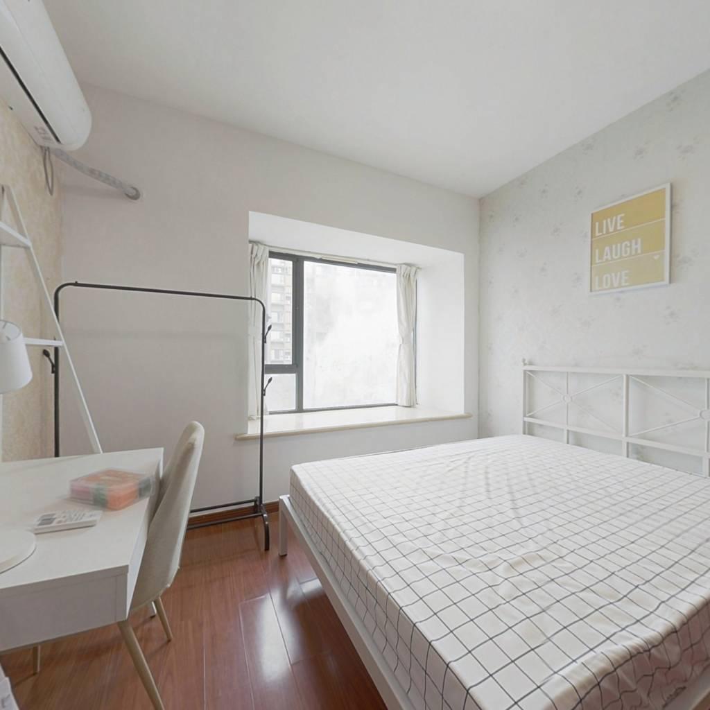 合租·曦城 3室1厅 东卧室图