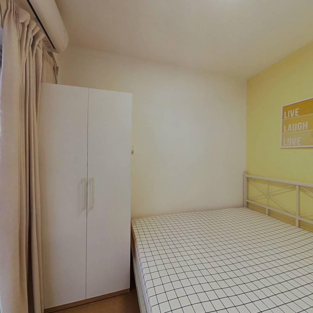 合租·金碧花园第一金碧 2室1厅 东卧室图