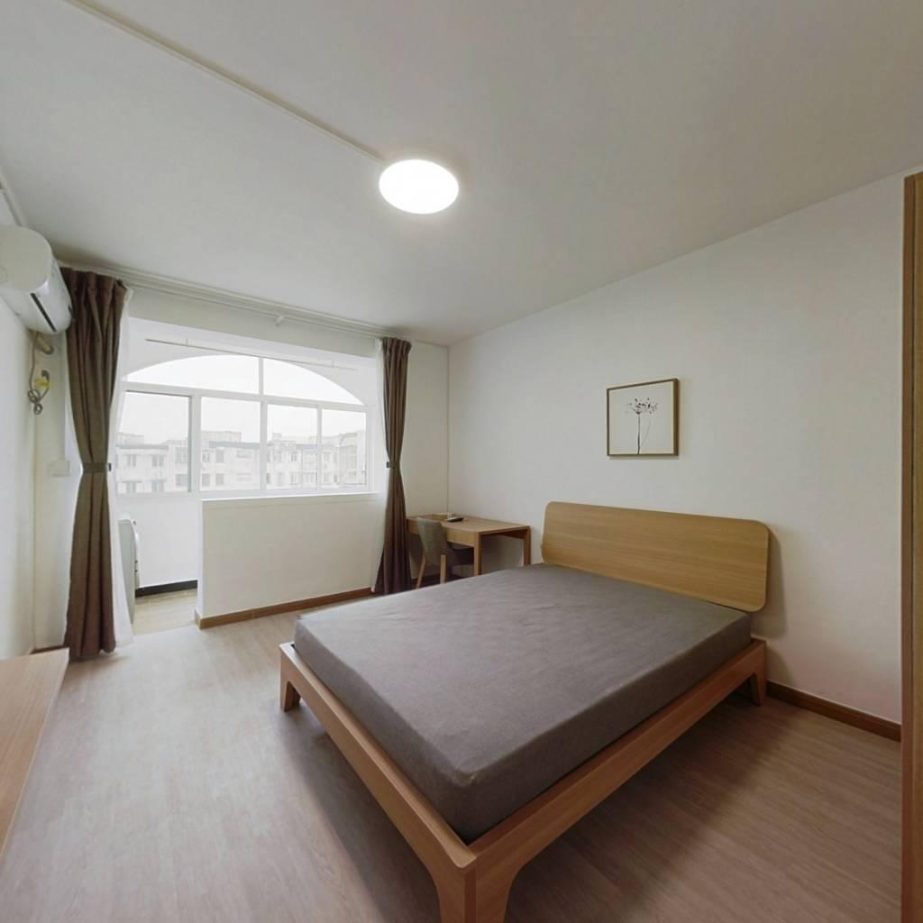 整租·市光四村 2室1厅 南北卧室图