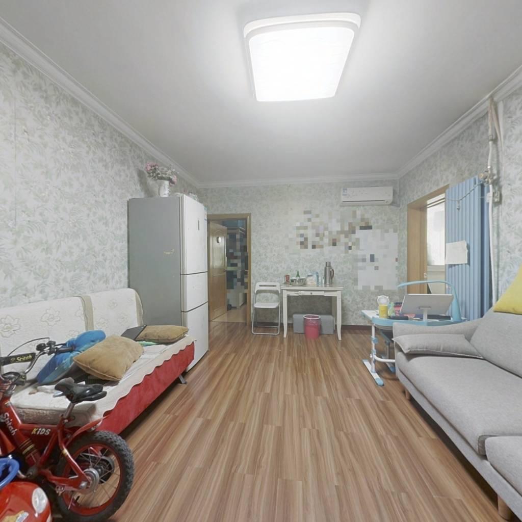 牡丹园地铁站 户型方正 满五唯一低税费 电梯两居室