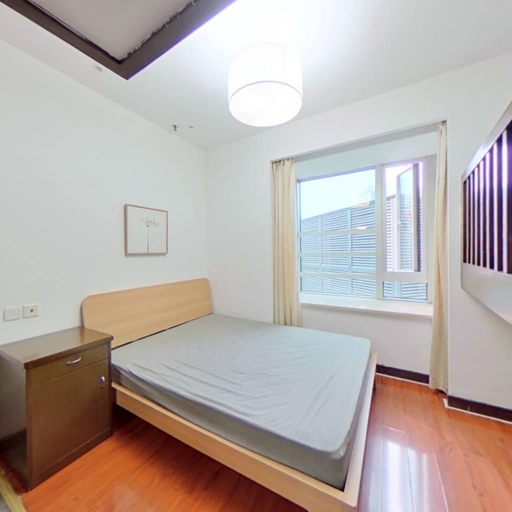 整租·新时空国际商务广场 1室1厅 东卧室图