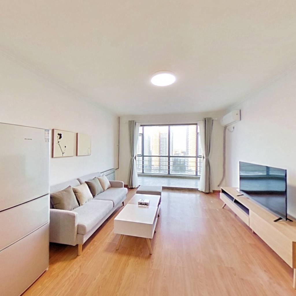 整租·天通西苑三区 2室1厅 东南卧室图