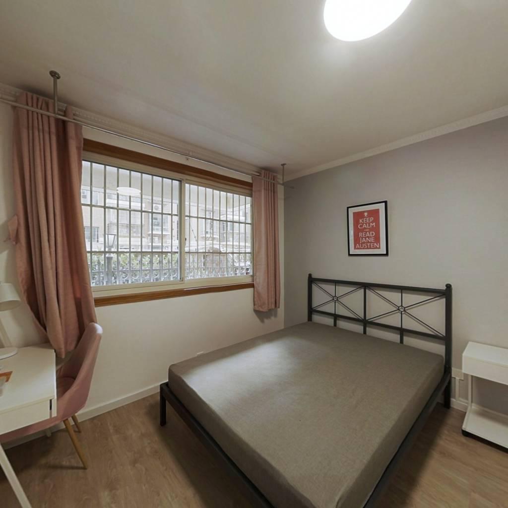 合租·益民公寓 3室1厅 东卧室图