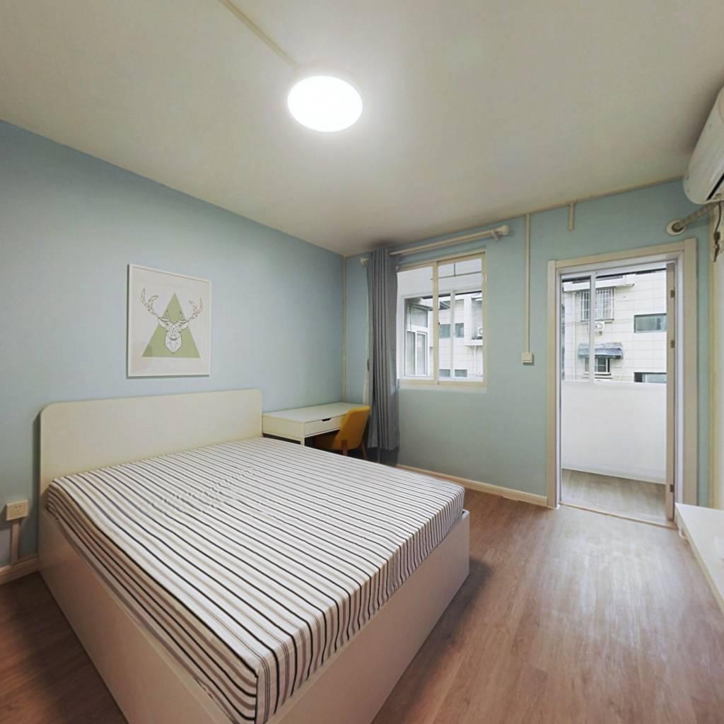 整租·莫愁新寓郁金里 1室1厅 南卧室图