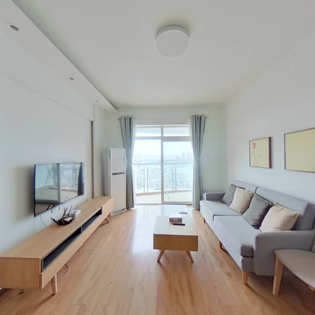 整租·万达锦华城 2室1厅 南卧室图