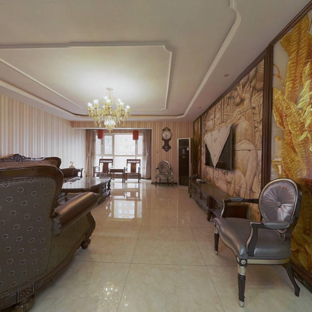 二环内 9层洋房 精装 四居室 格局方正 随时看房