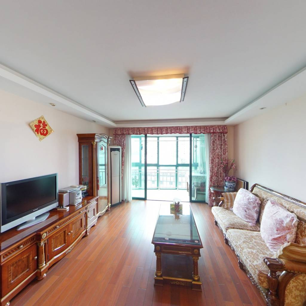 海洲丽园  精装南北通两房  两梯两户  老客户委托