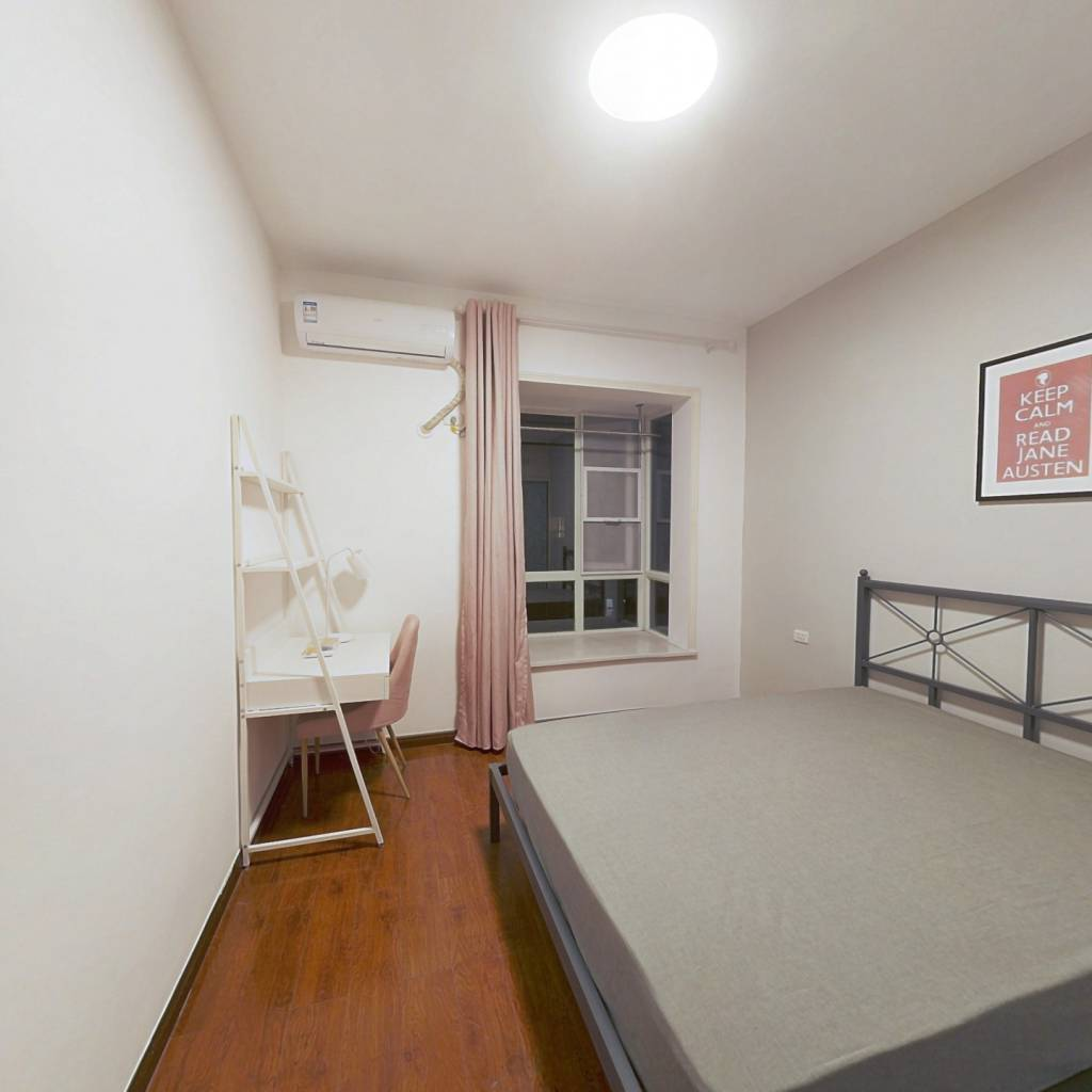 合租·安顺家园 3室1厅 南卧室图
