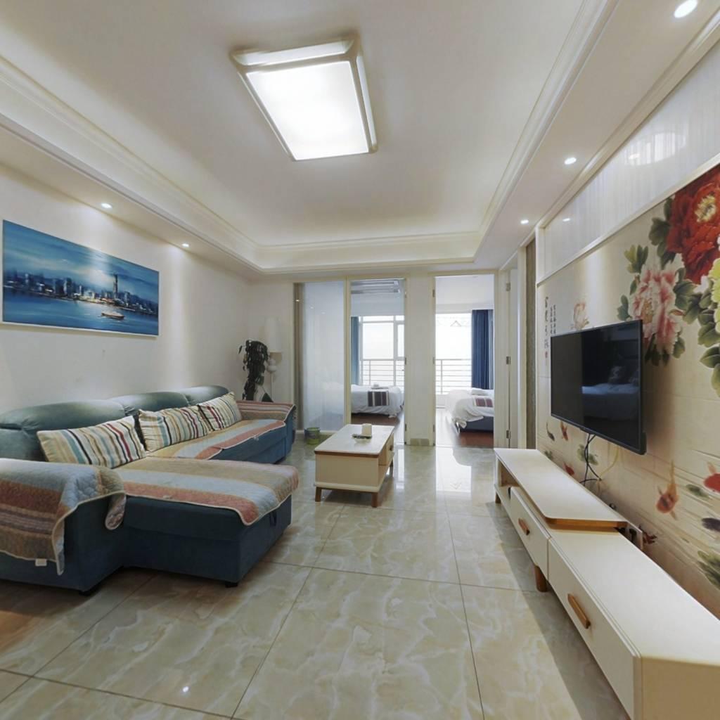 大梅沙精装修海景3房公寓,直面大海,拎包入住