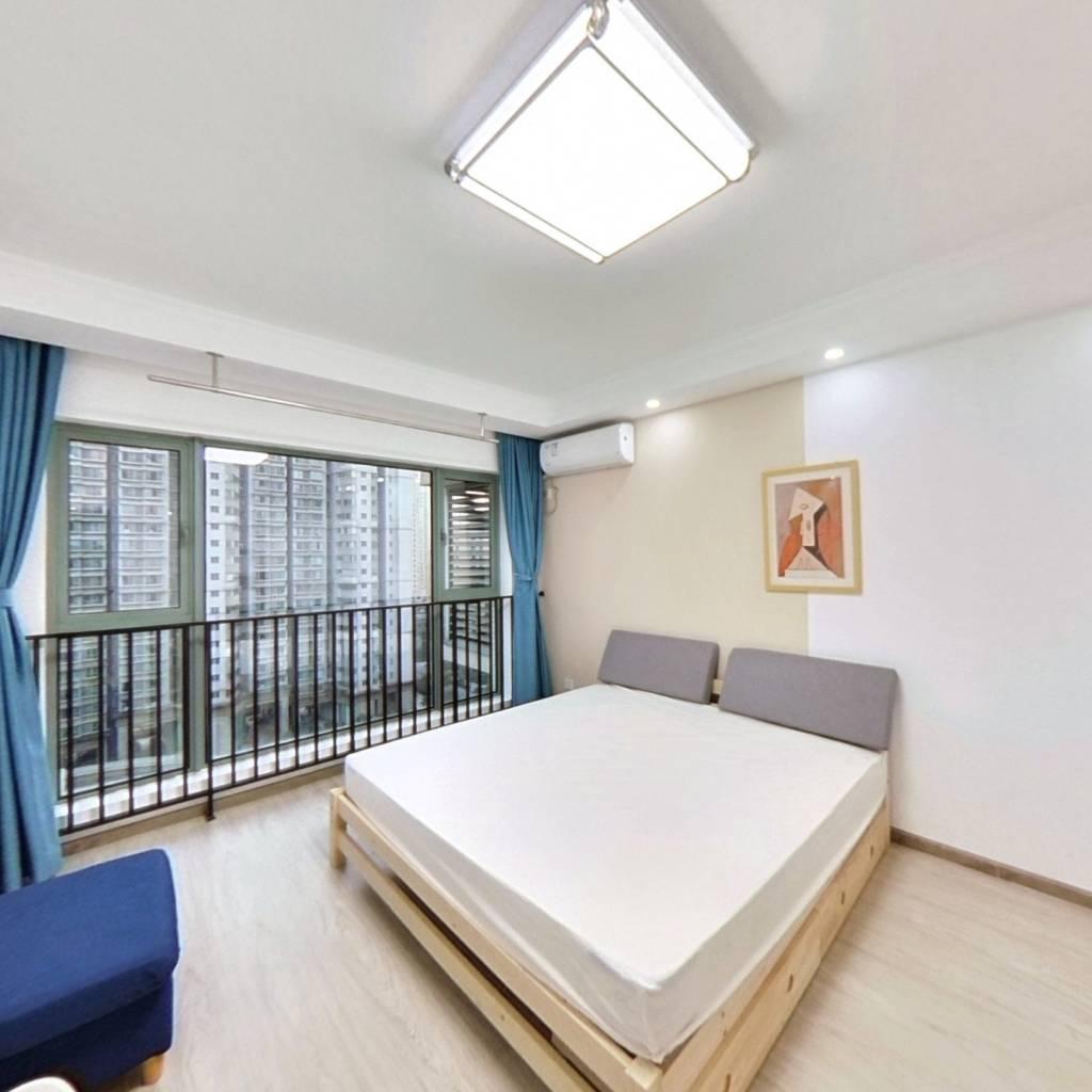 合租·新白马公寓 5室1厅 北卧室图