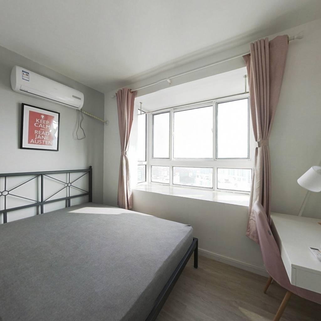 合租·民庆家园 3室1厅 南卧室图