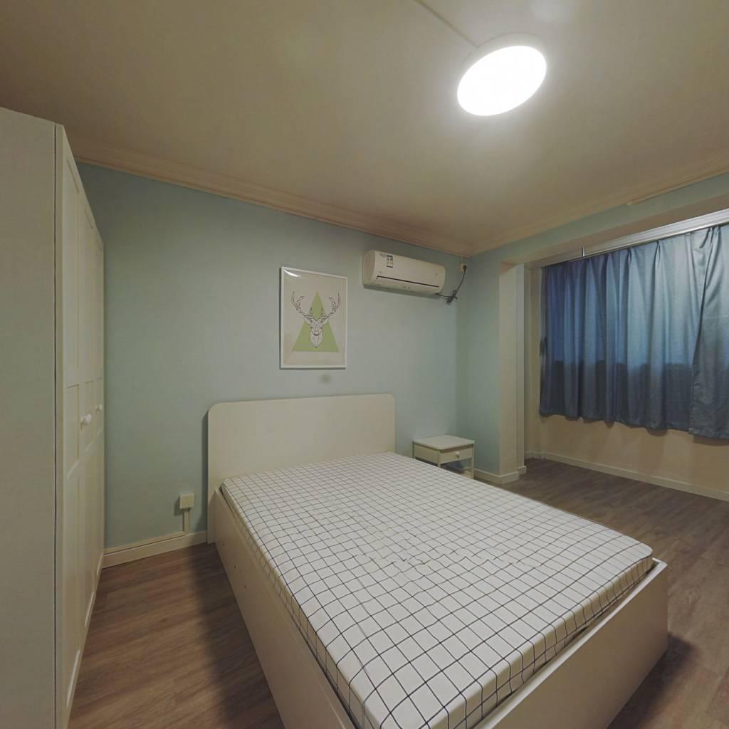整租·何家宅小区 1室1厅 东卧室图
