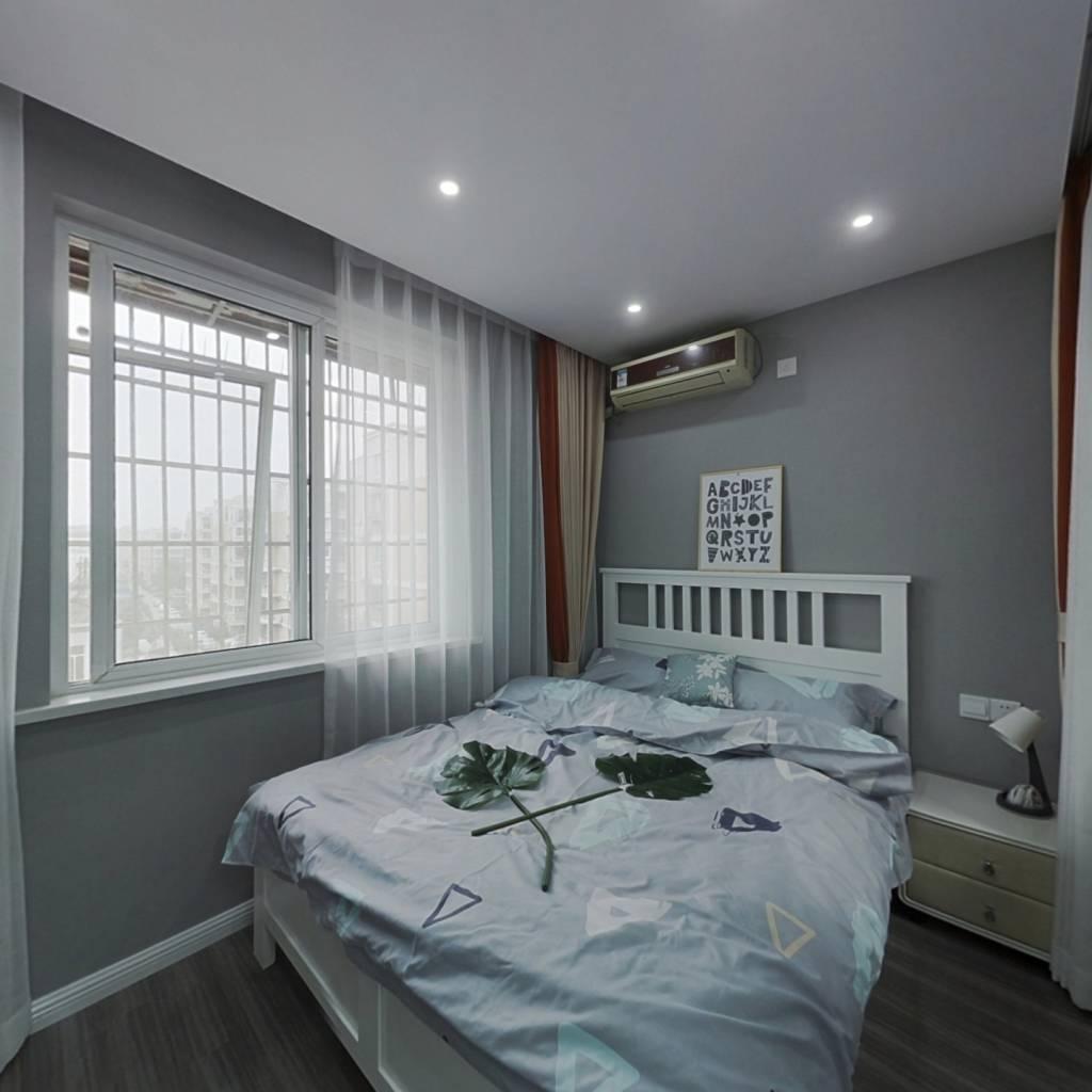 甬江家园+单身公寓+适合家小3口住