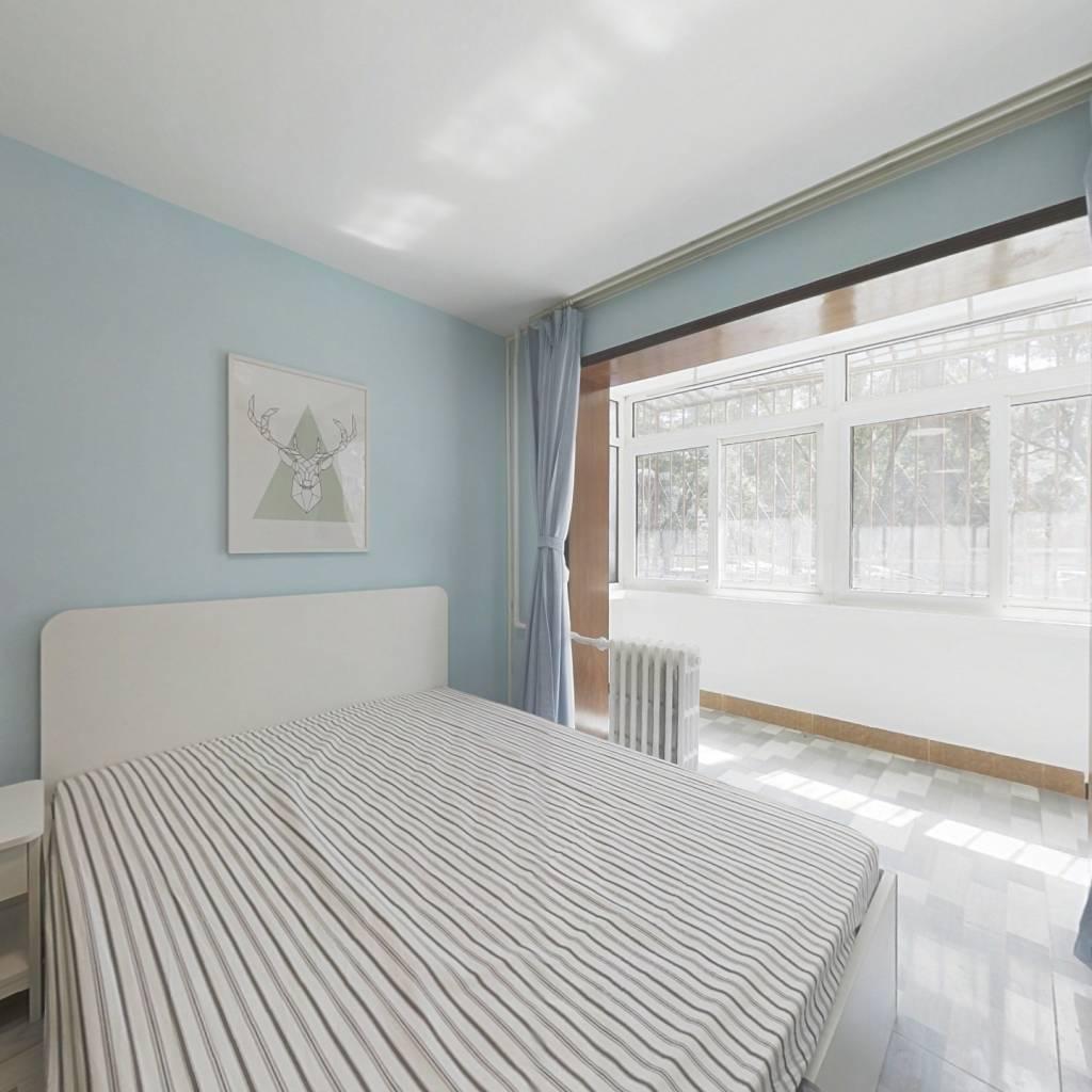 整租·蔚园 1室1厅 南卧室图