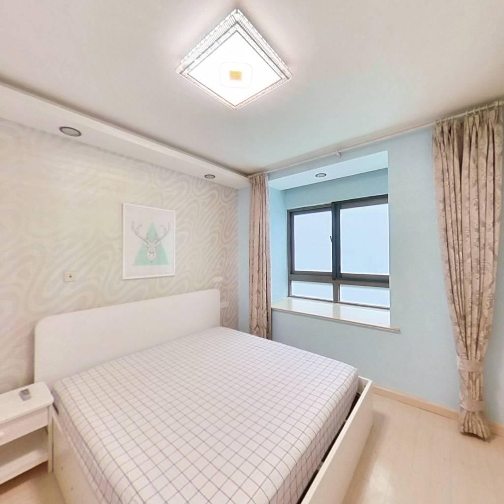 整租·新浦江城(江栀路500弄) 2室1厅 南卧室图
