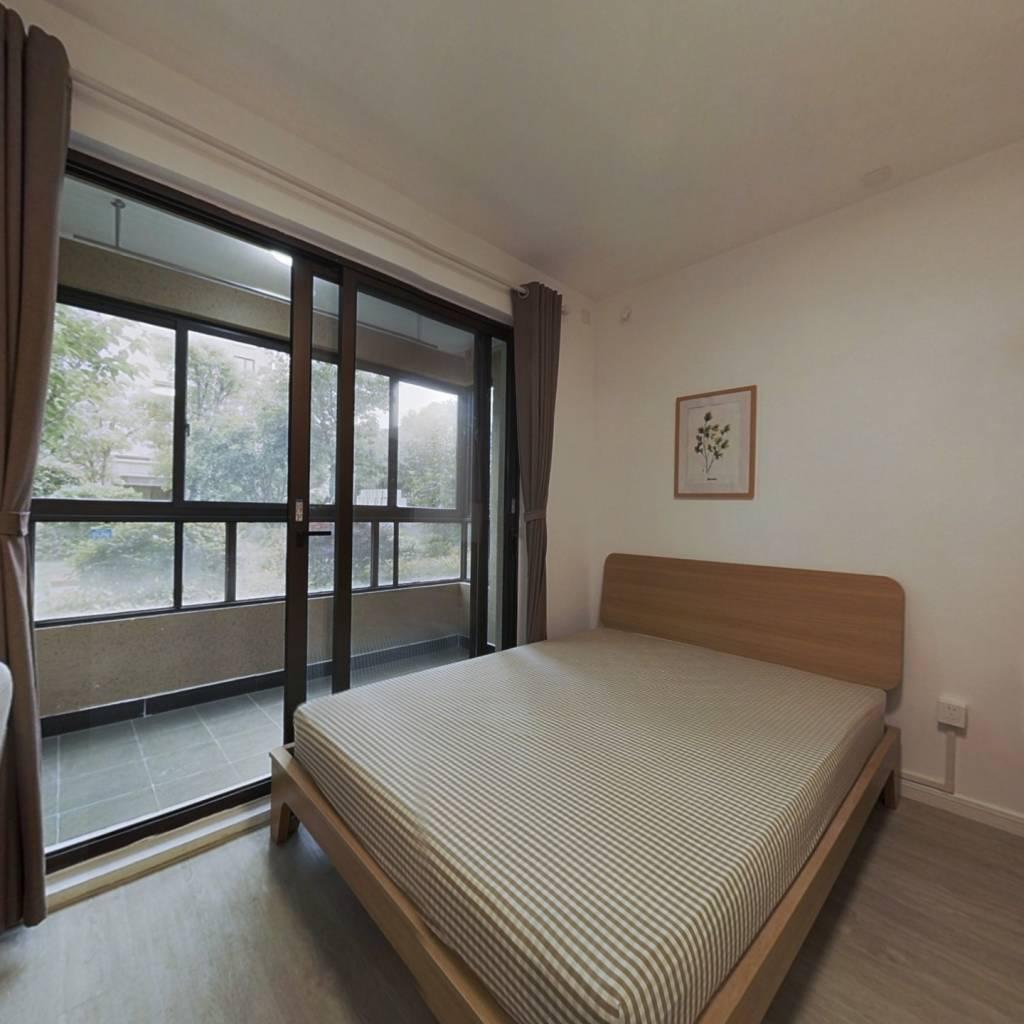 合租·华谊逸品澜湾(南区) 3室1厅 南卧室图