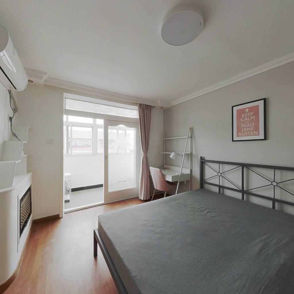 合租·翠溪园 3室1厅 北卧室图