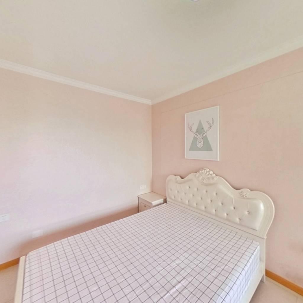 整租·21世纪国际公寓 1室1厅 南卧室图