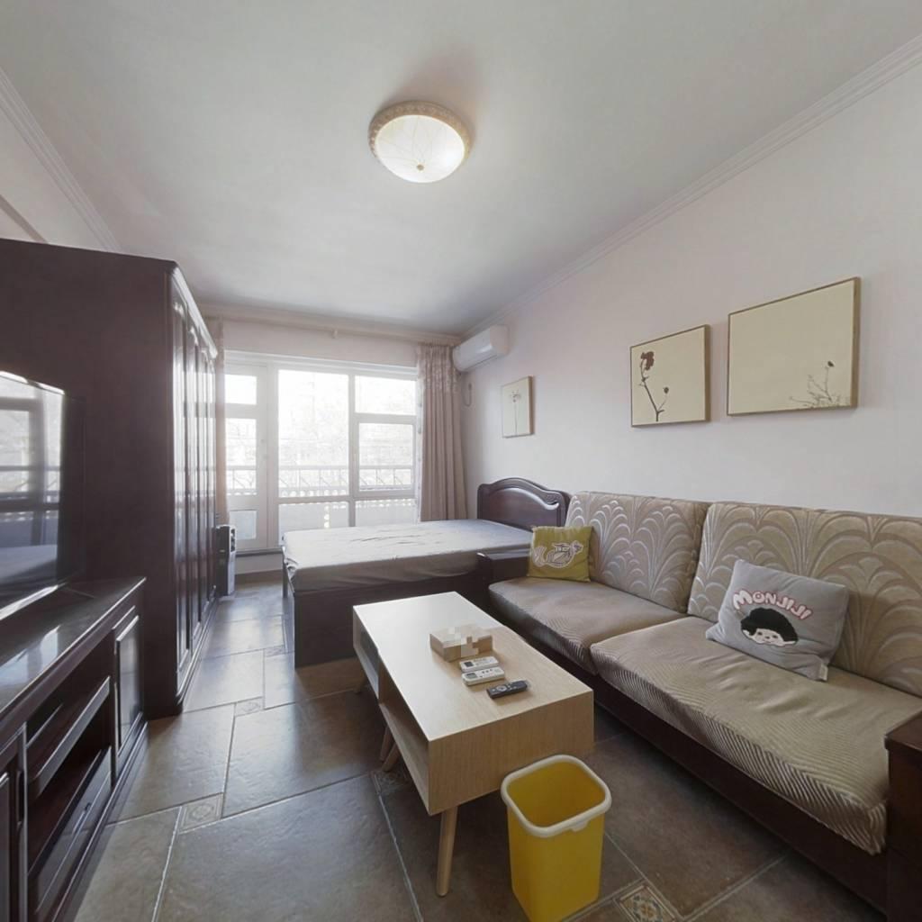 北二环积水潭地铁站附近 精装修一居室 满五唯一