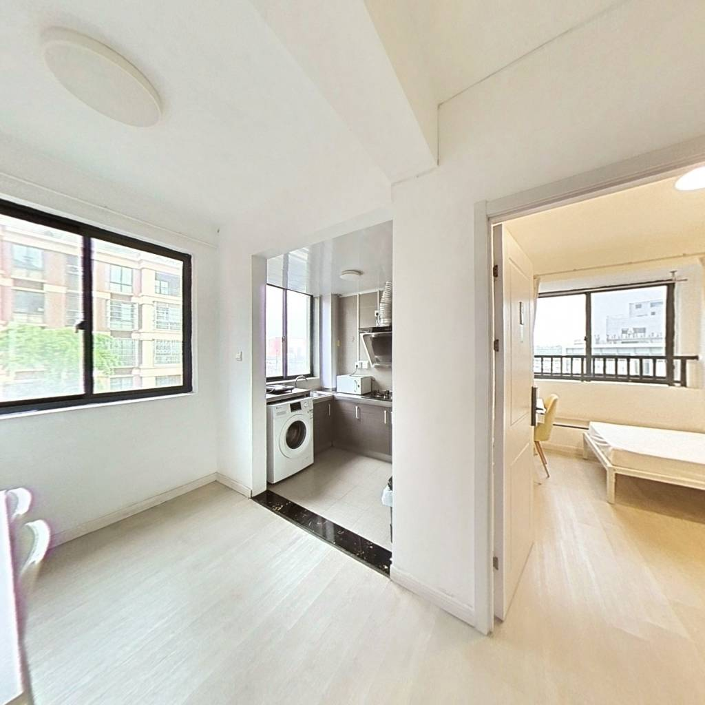 合租·乔中永和苑 3室1厅 南卧室图