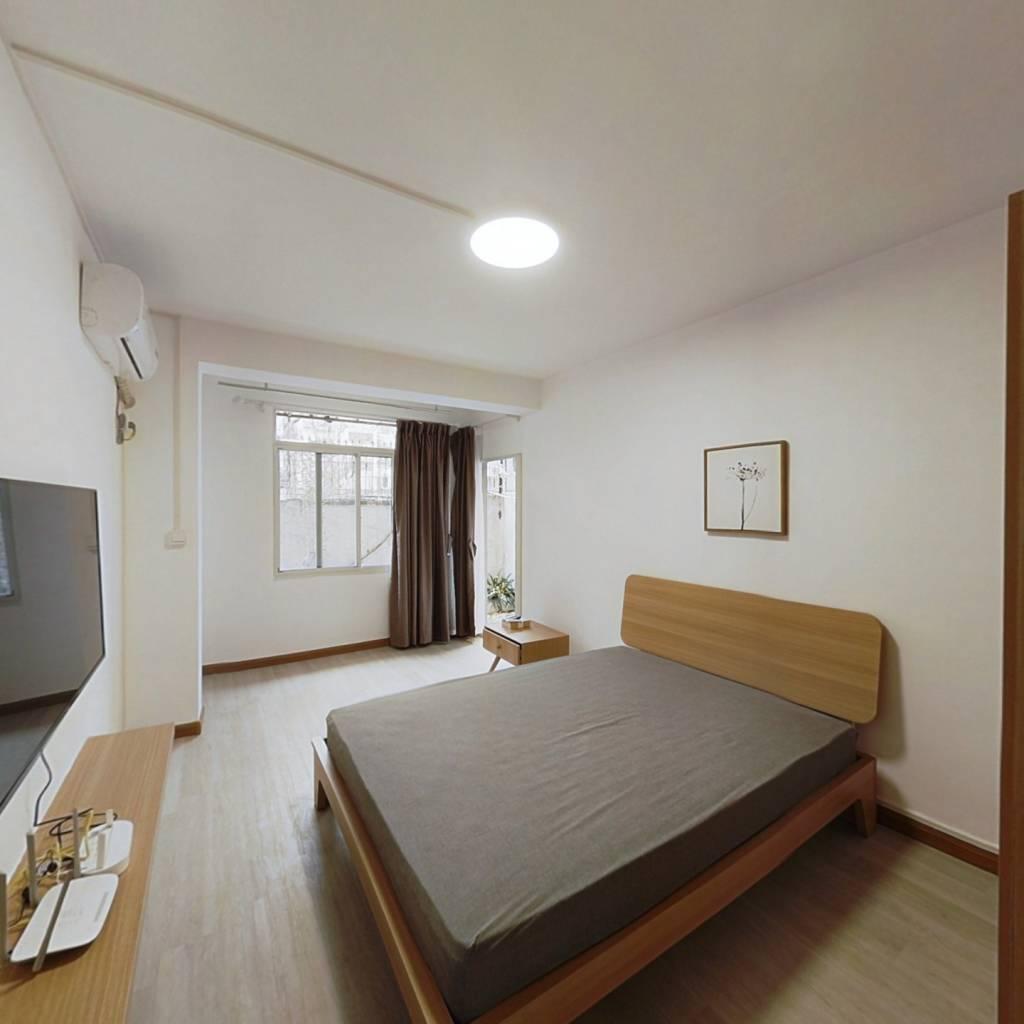 整租·开鲁一村 1室1厅 南卧室图