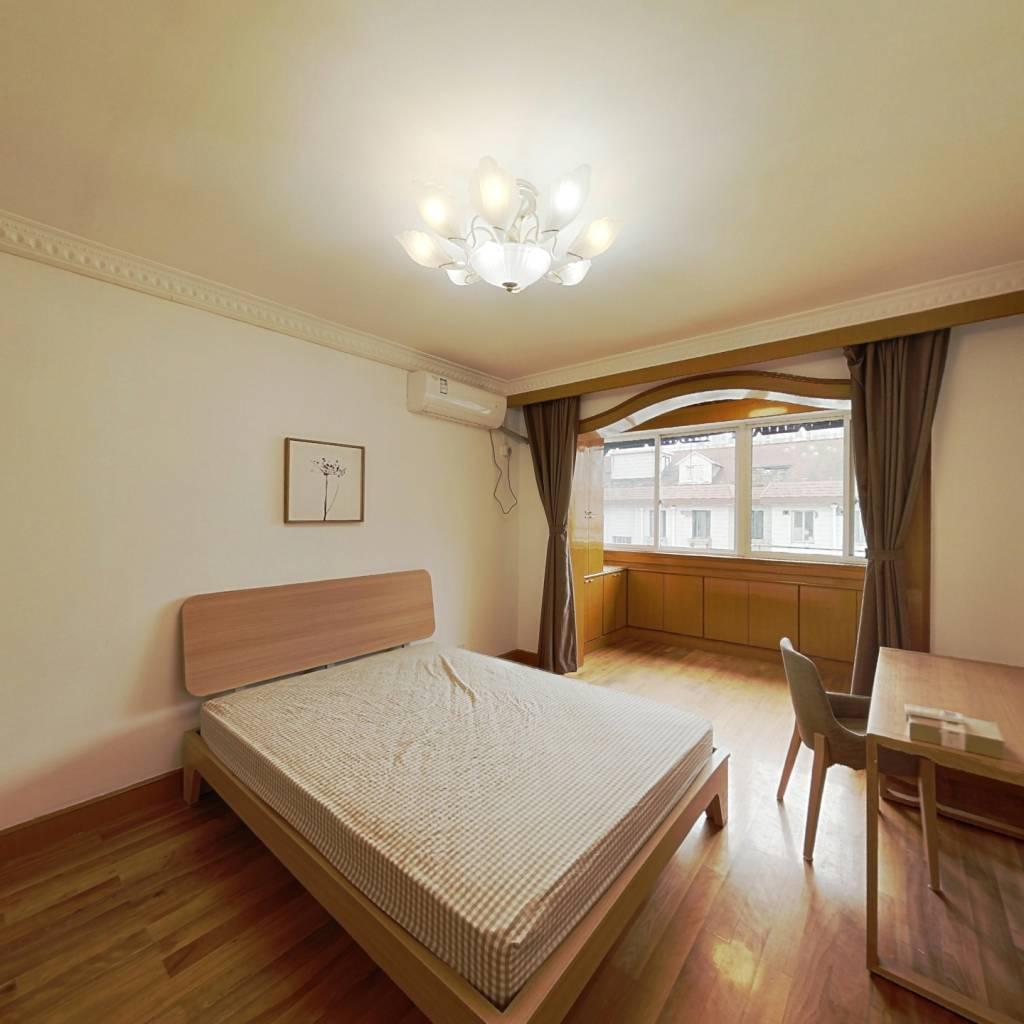 整租·鹏欣家园 1室1厅 南卧室图
