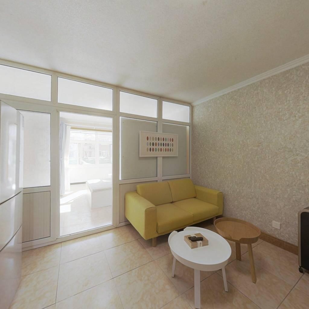整租·华严北里3号院 2室1厅 南北卧室图