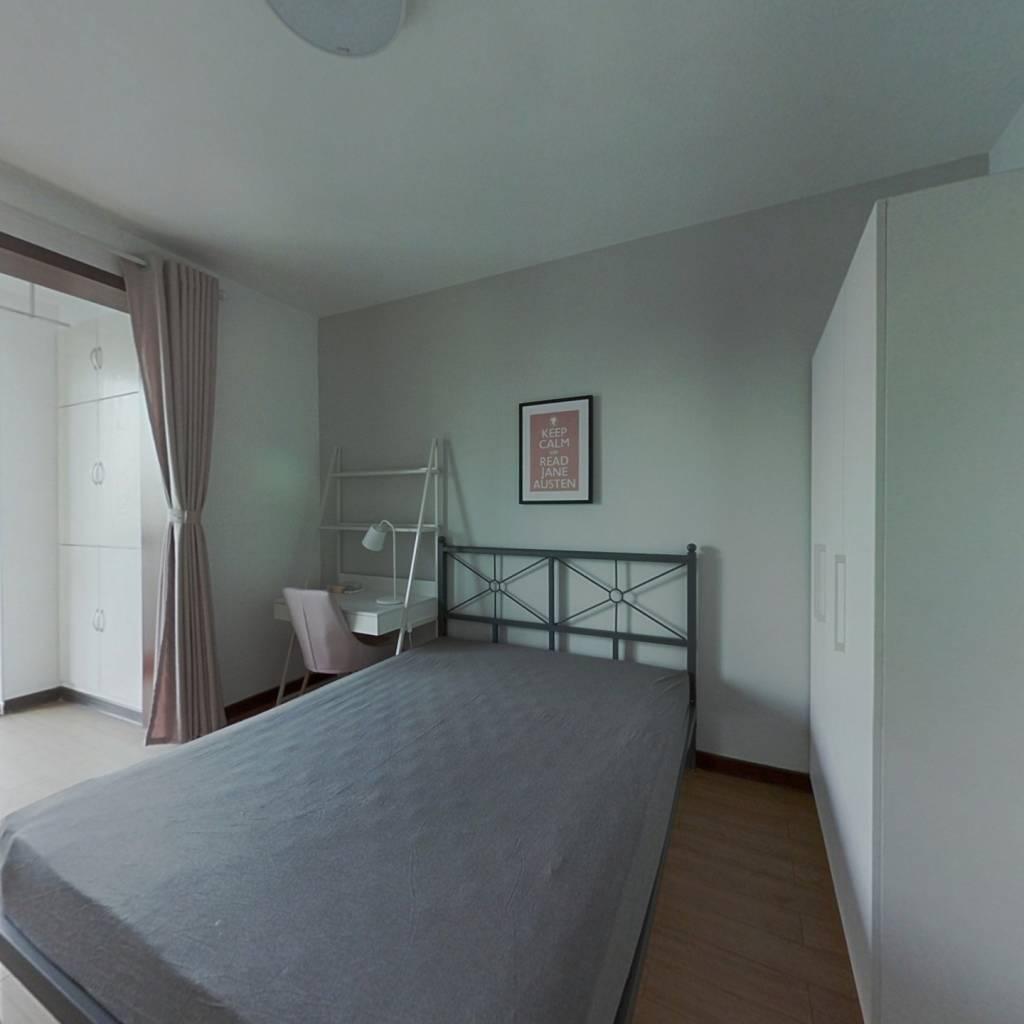 合租·春和仁居 3室1厅 东南卧室图