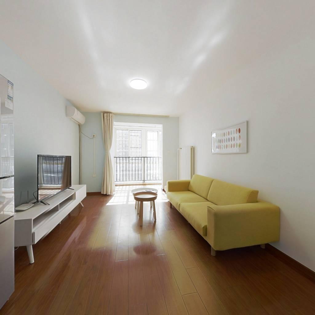 整租·春风雅筑 2室1厅 南卧室图