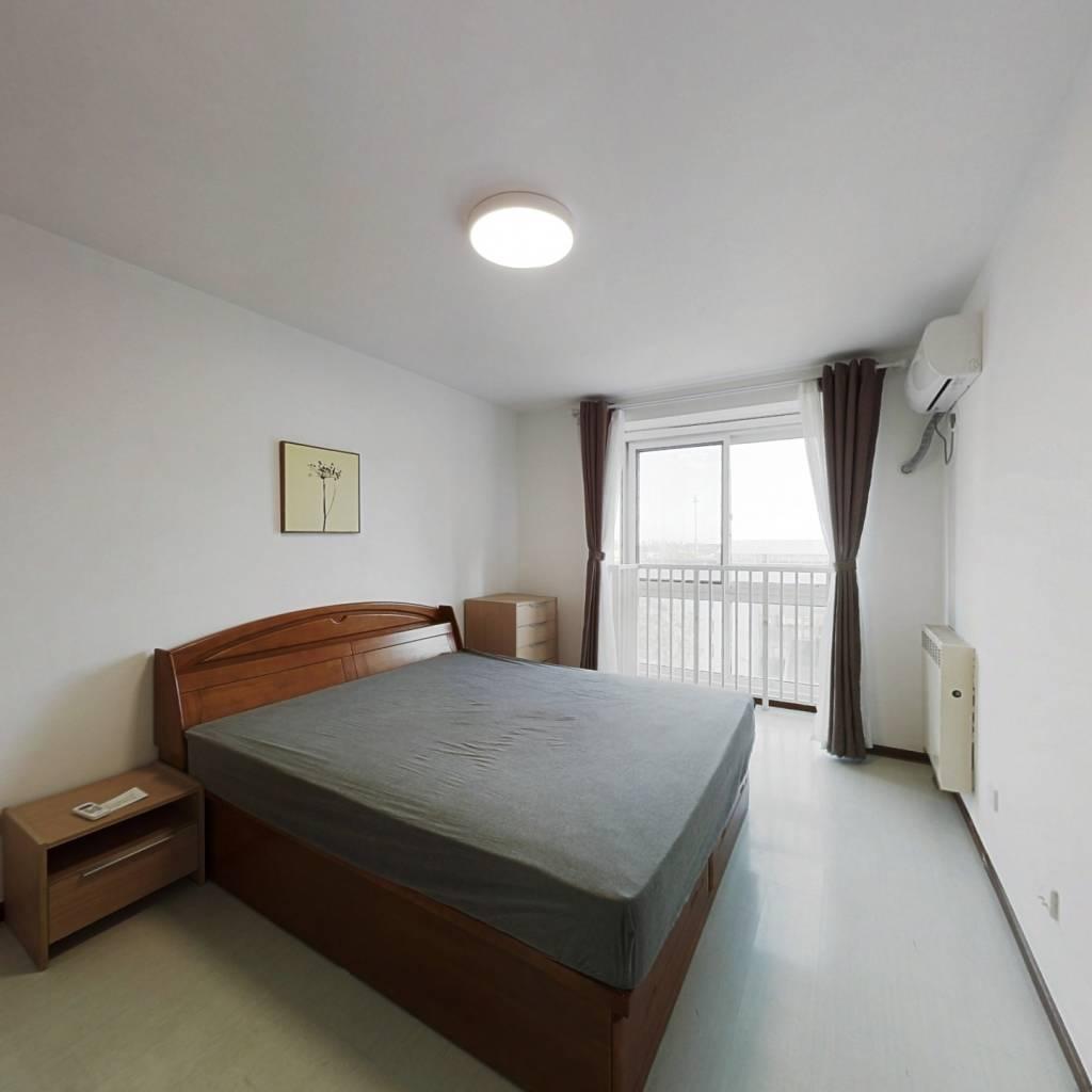整租·百子湾家园一区 2室1厅 南卧室图
