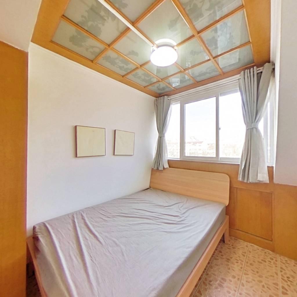 整租·恩济里小区 1室1厅 南卧室图