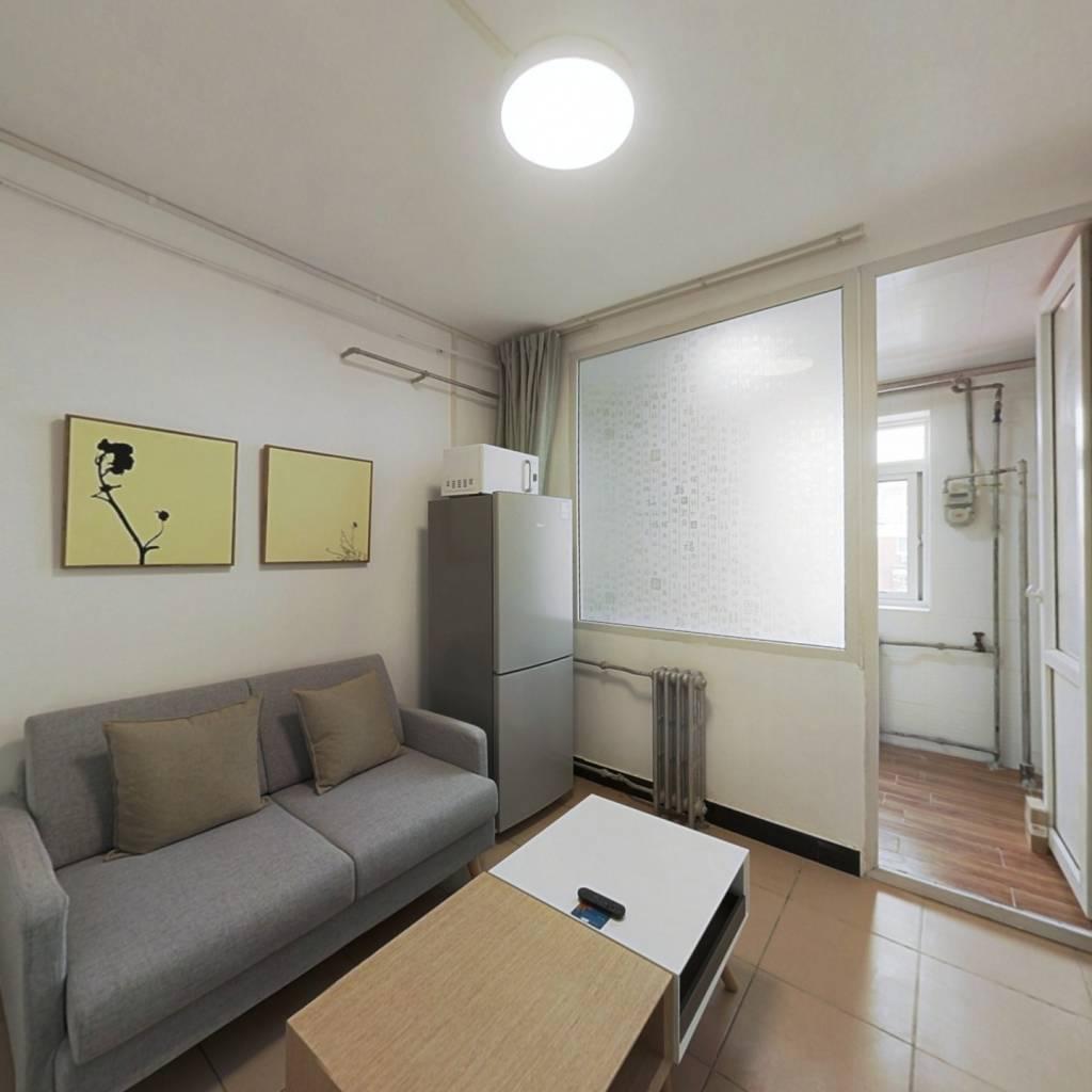 整租·双龙南里 1室1厅 东卧室图