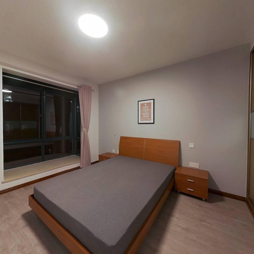 合租·皇册家园一期 4室1厅 南卧室图
