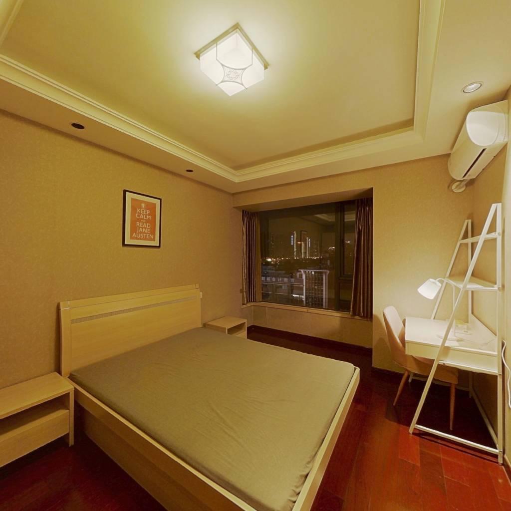 合租·龙湖三千城A区 4室1厅 北卧室图