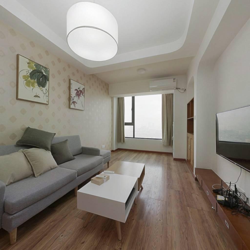 整租·天紫界 1室1厅 东北卧室图