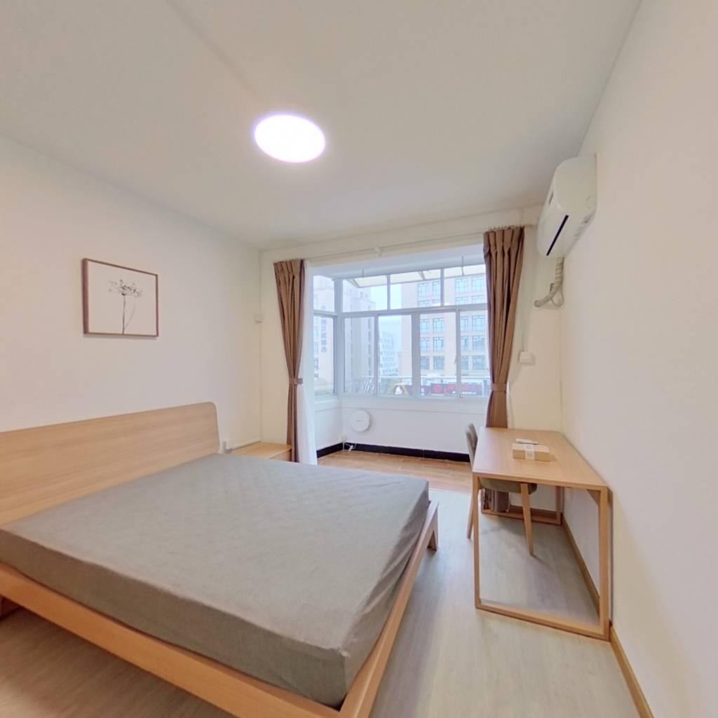 整租·场中小区 2室1厅 南卧室图