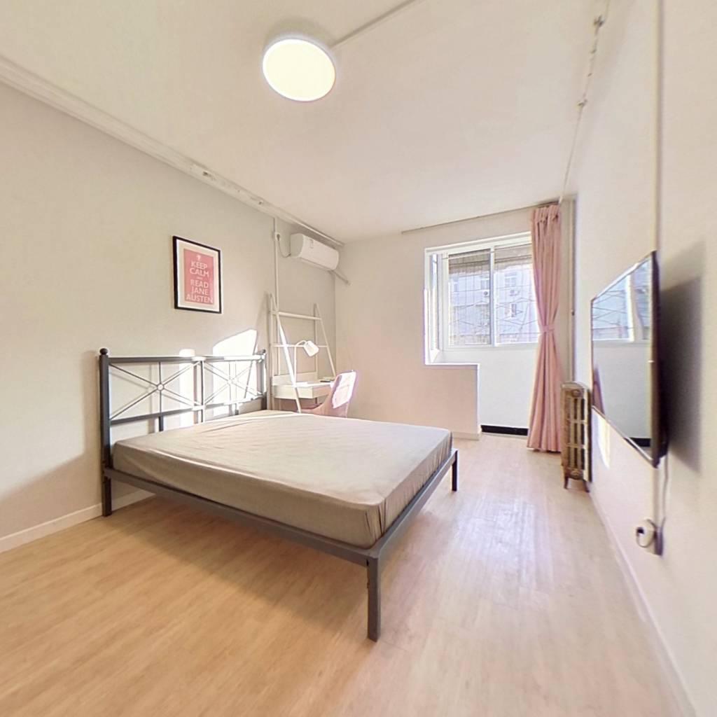 合租·古城南路 2室1厅 南卧室图