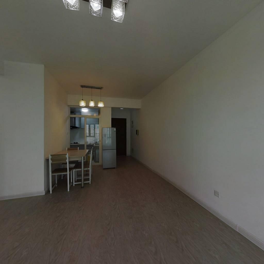 合租·西岸观邸 3室1厅 北卧室图